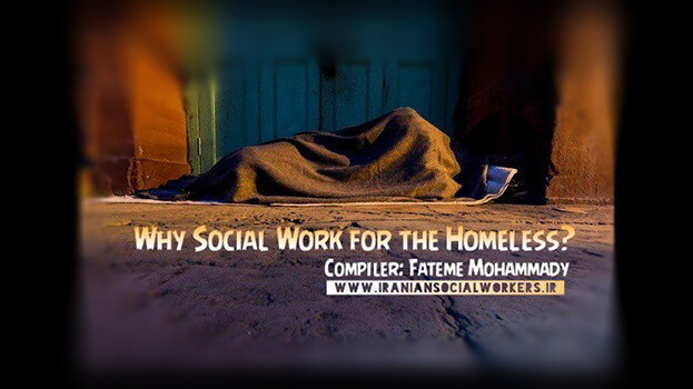 Why Social Work for the Homeless?